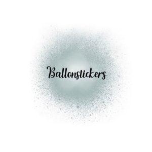 Ballonsticker